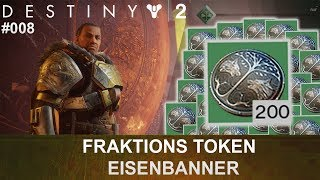 Destiny 2: Eisenbanner-Token Opening #008 (Deutsch/German)