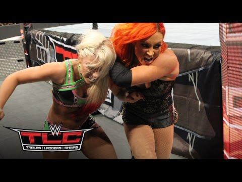 tlc 2016 - 0 - This Week in WWE – TLC 2016