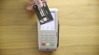 Návod - kontaktná a bezkontaktná platba