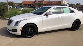 2018 Cadillac ATS Walkaround/Overview - (C66518)