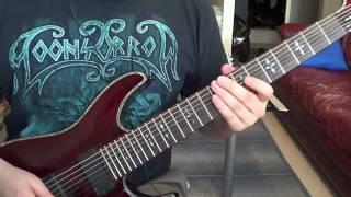 Finsterforst - Des Waldes Macht guitar cover