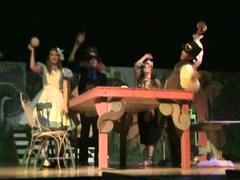 Athens High School Presents Alice* (Project CenterStage 2012)