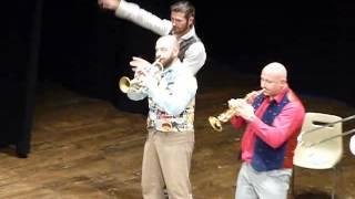 Espana - Mnozil Brass -Yes, yes,  YES! - Vercelli 2105