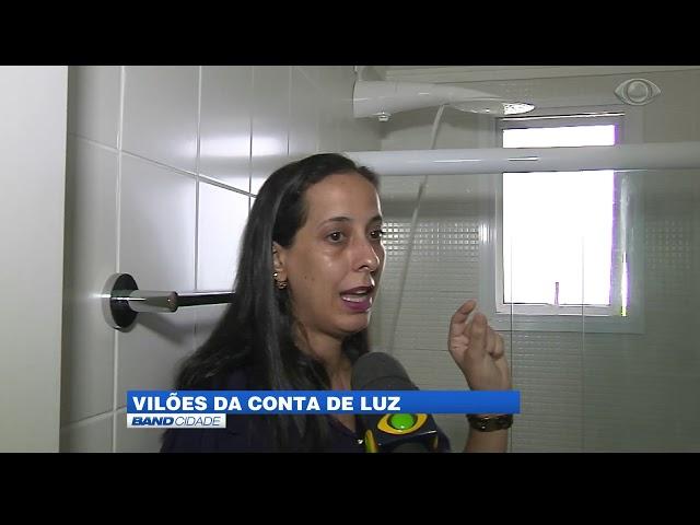 Band Cidade - Confira dicas para economizar na conta de energia