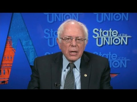 Will Sanders filibuster Gorsuch?