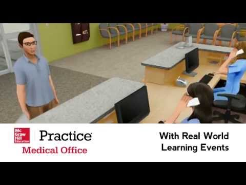 McGraw-Hill Education: PRACTICE MEDICAL OFFICE