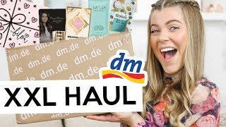 XXL dm Haul NOVEMBER 2018 🛍 NEU im Sortiment: Bilou, Tamtambeauty, Kosmetik… | Coco