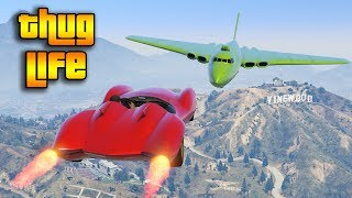 GTA 5 ONLINE : THUG LIFE AND FUNNY MOMENTS (WINS, STUNTS AND FAILS #103)