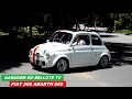 Garagem do Bellote TV: Fiat 500 Abarth 695, la dolce vita