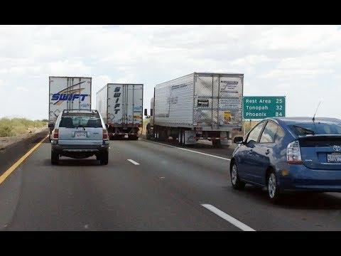 One Mad Trucker!!!