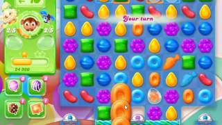 Candy Crush Jelly Saga Level 451 - NO BOOSTERS
