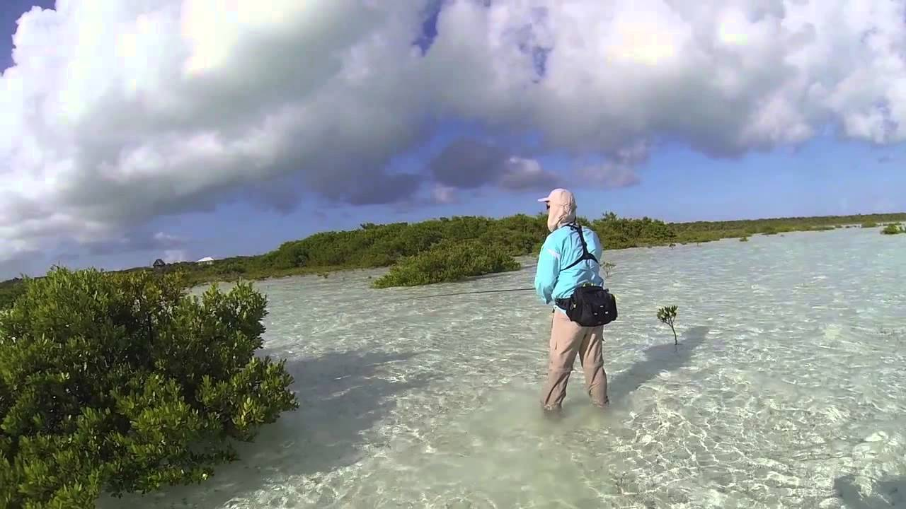 Diy fly fishing in bahamas 2014 just for fun youtube for Bahamas fishing license