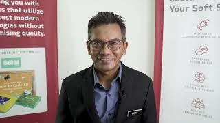 Dr. Ihsan Ismail dari Pusat STEM Negara berkongsi pendapat tentang smartMalaysia2020