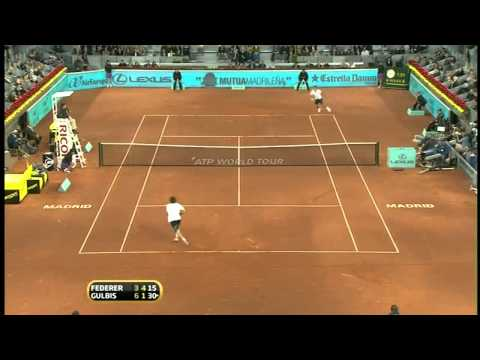 Roger Federer AMAZING Head Fake MUST WATCH