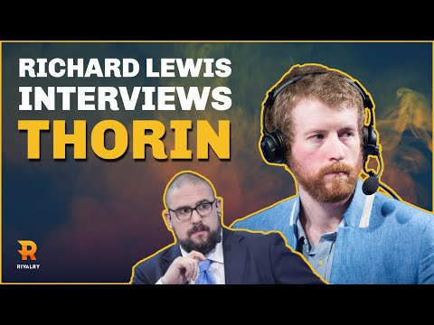 Definitely Not The Return Of By The Numbers | Richard Lewis Interviews Thorin