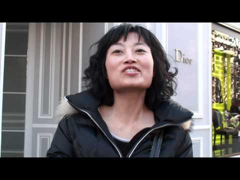 1er jour des soldes Paris Avenue Montaigne