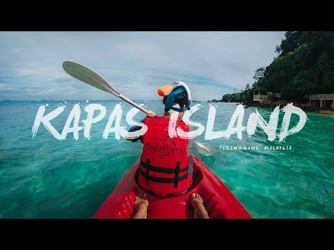EXPLORING KAPAS ISLAND, TERENGGANU, MALAYSIA   OMBAK KAPAS RESORT
