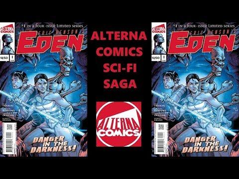Review – Tinsletown #1 (Alterna Comics) – BIG COMIC PAGE