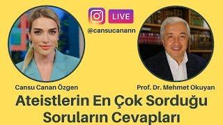 Ateistlerin En Çok Sorduğu Soruların Cevapları - Prof. Dr. Mehmet Okuyan