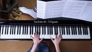 使用楽譜:ぷりんと楽譜・中級 採譜者: 井戸川 忠臣 2018/02/12 録画 J...