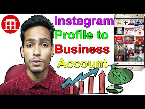 How to Create an Instagram Account And Switch to a Instagram Business Account | Convert from Profile