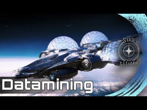 Star Citizen - Datamining, destructeur d