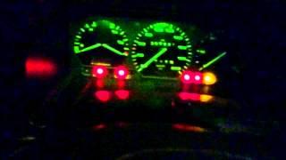 Vw Transporter T4 2.4D Cold start