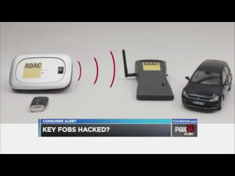 Simply Money: Key Fobs Getting Hacked - YT