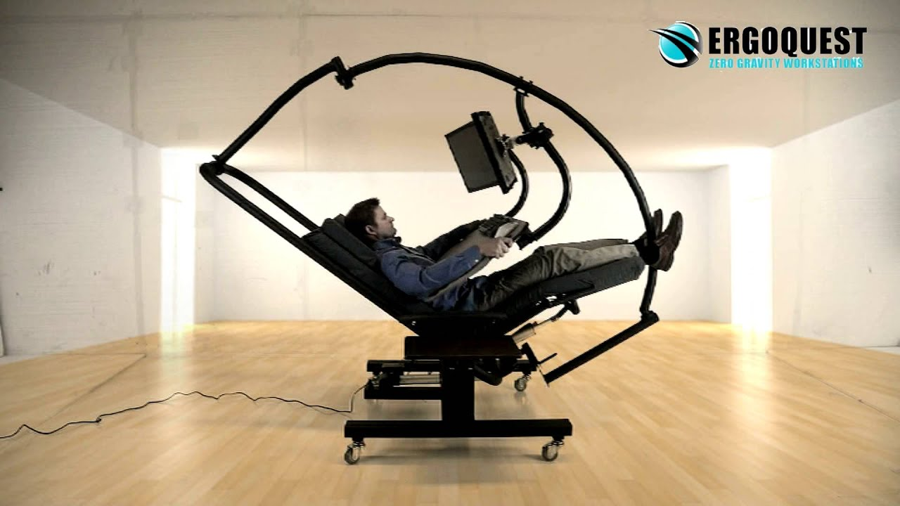 Zero Gravity Workstation 7 - YouTube