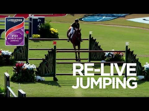 RE-LIVE | Wellington | Longines FEI World Cup™ Jumping NAL | Sovaro Qualifier