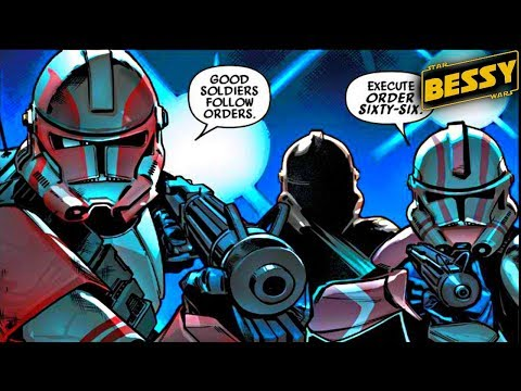Everything That the 501st Legion Did in the Jedi Temple During Order 66 - Explain Star Wars