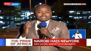Rais Uhuru Kenyatta kusafiri hadi NYC katika safari ya kwanza ya moja kwa moja ya Kenya Airways