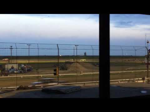 Chris & Colin Heim IMCA Stock Car Wakeeney Speedway