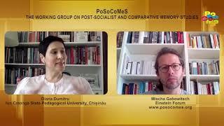 PoSoCoMeS interview #7a: Diana Dumitru, Ion Creangă State Pedagogical University, Chișinău