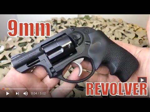 Ruger Lcr 9mm Revolver