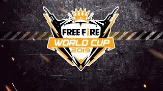 WORLD CUP FREE FIRE - THAILAND - AO VIVO - MUNDIAL FREE FIRE
