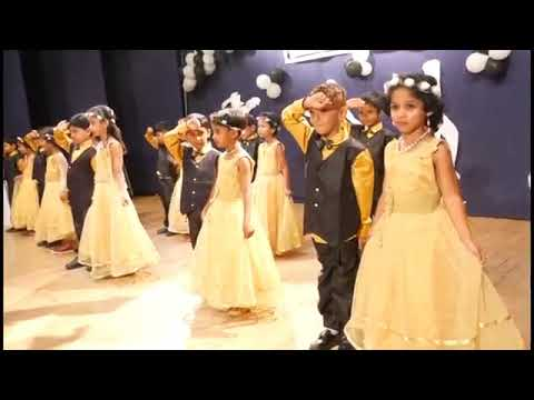 Aradhya waghmare Annual function 2018 Creative kids, Pune