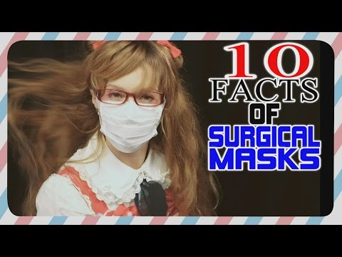 10 REASONS WHY Japanese NEED SURGICAL FACE MASKS  that might surprise you!