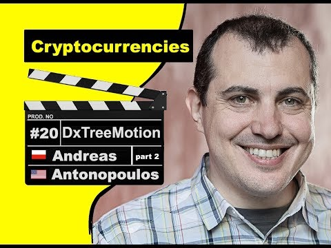 🎬 Andreas Antonopoulos - The Future of Money - Cryptocurrencies & Bitcoin (PART 2)
