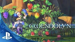 Odin Sphere Leifthrasir - Gwendolyn Trailer | PS4, PS3, PS Vita