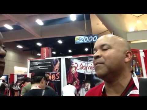 Oscar Benjamin Shares Comic-Con 2015 Impressions #SDCC