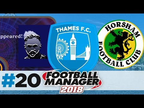 THAMES FC | EPISODE 20 | TEARS OF LAUGHTER | FOOTBALL MANAGER 2018