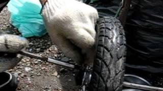 Ремонт колеса тележки(, 2012-02-17T06:31:34.000Z)