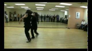 Ricki & Cassy Salsa Dance Performance.mpg