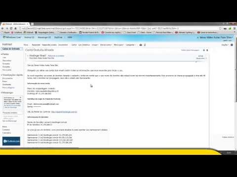 Como criar um site grátis - O mais fácil da internet - Parte 1 (Estrutura HTML)