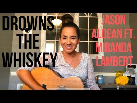 Drowns The Whiskey by Jason Aldean ft. Miranda Lambert | Cover by Brittany Lee