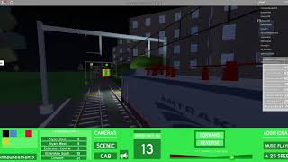 Roblox Terminal Railways - NEW! Amtrak ACS Regional