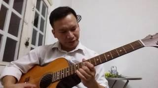 LOVE STORY nhạc nước ngoài. Guitar Nguyễn Hữu Trúc (3)