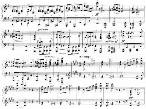 [Gould] Grieg: Piano Sonata in e, Op.7