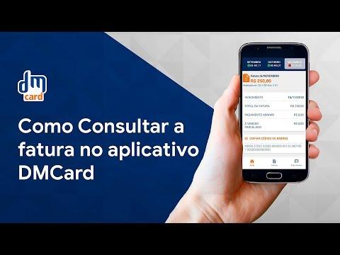 App Dmcard Consultar A Fatura Youtube